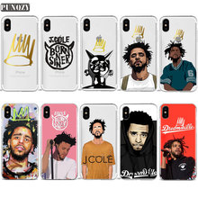 J Cole Born Sinner cartoon phone Case For iPhone X XR XS MAX Queen Soft TPU Case for iphone 11 PRO MAX 5 5S SE 4 4S 6s 7 8 Plus