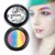 Rainbow Color Highlighter Shimmer Eyeshadow Palette Cosméticos Eye Make Up Ferramenta Maquiagem Moda sombra Definido para mulheres Y2