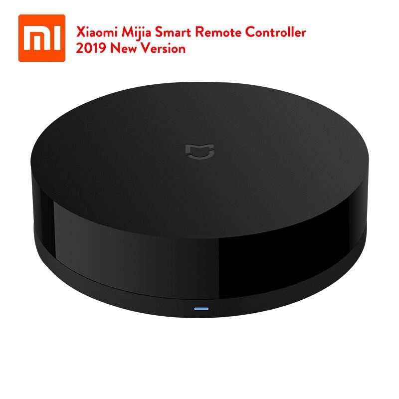Xiaomi Mijia Universal inteligente controlador remoto electrodomésticos + WIFI + IR interruptor 360 grado inteligente para aire acondicionado TV DVD jugador