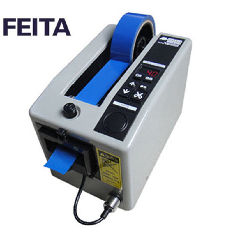High quality AC 220V/110V FEITA M-1000 Automatic Tape Cutter Auto Tape dispensing machines Electrical tape dispensers цены