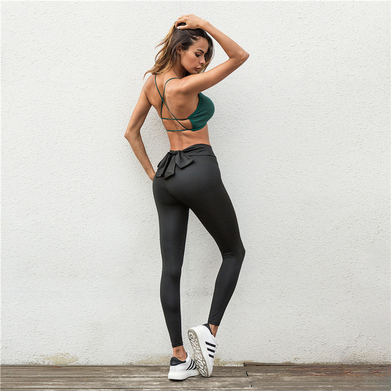 Women Sports Leggings Yoga Pants Breathable Quick Dry Running font b Fitness b font Sports Tights