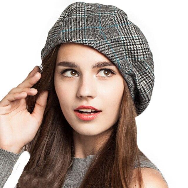 FS Winter Beret Hat Wool...