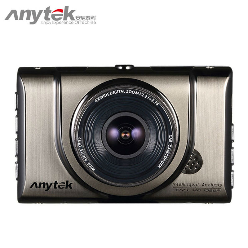 Original Anytek A100 Car font b DVR b font Novatek 96650 1080P Full HD Car font