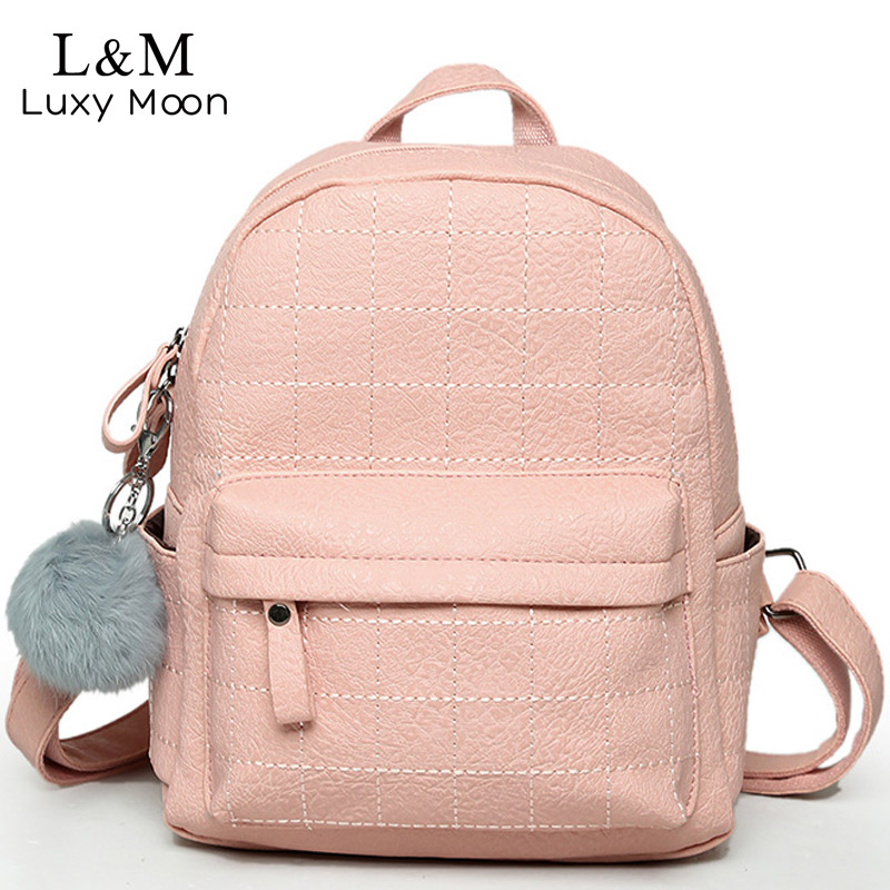 Vintage Women Backpack Simple Style Black Backpacks For Teenage Girls Bag PU Leather Rucksack School Travel Bags mochila XA198H vintage casual leather travel bags famous brand school backpacks women bag mochila backpack lovely girls school bags ladies bag