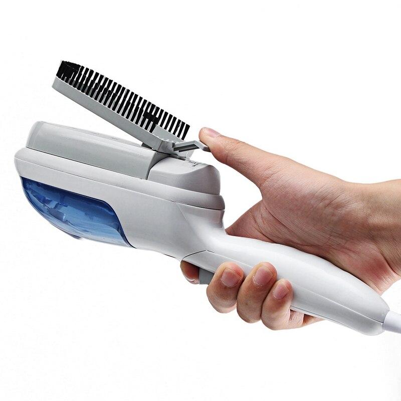 Portable Household Appliances 220V 800W Travel Handheld Iron Steamer Garment Steam Brush Hand Held For Ironing Clothes(Eu Plug