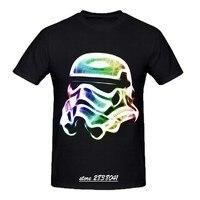 RTTMALL Large Size XXL Men T Shirts O Neck Colorful Design Star Wars Camiseta Adult's Hot Film Printed T-shirt Promotion Guy Top