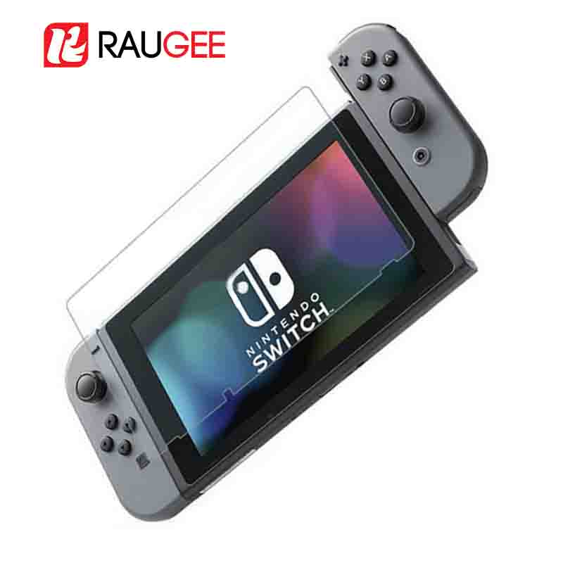 Best buy ) }}For Nintendo Switch Tempered Glass 9H Scratch-Proof Screen Protector Film for Nintendo Switch NS