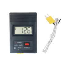 TM902C Digital LCD thermometer  electronic temperature weather station indoor and outdoor tester 33% off