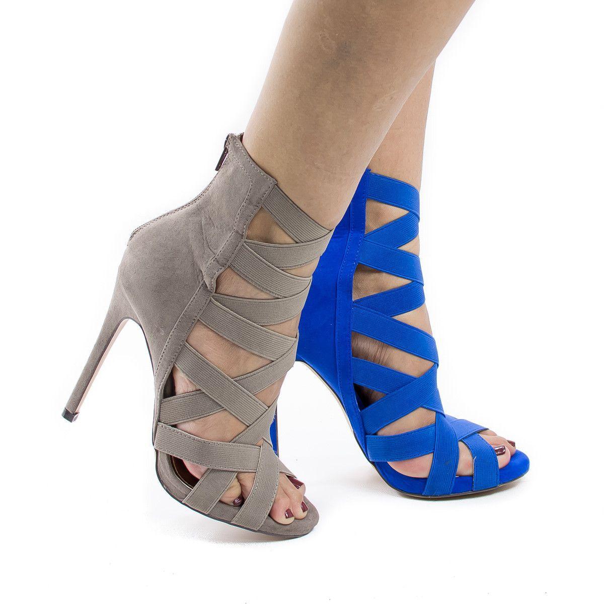 Chaussure à talons glamour 32