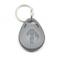 100pcs/bag RFID key fobs 125KHz EM4305 proximity ABS tags read and write rewritable duplicator copier access control