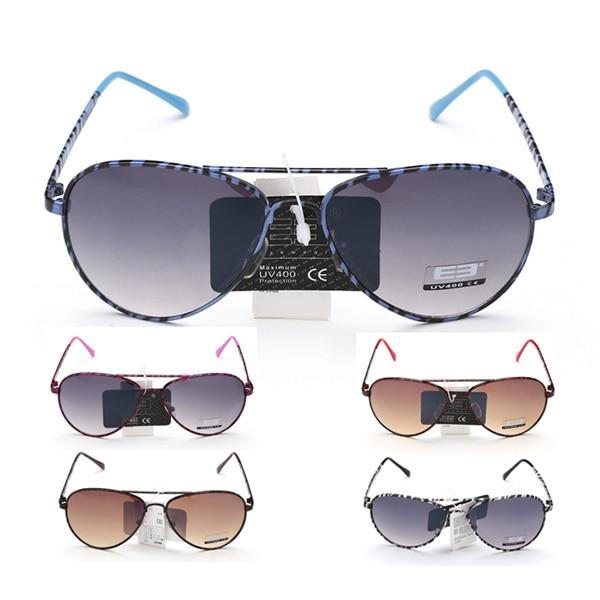 Laura Fairy Fashion Women Classic Retro Avaitor UV400 Gradient Sunglasses font b Eyewear b font Print
