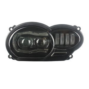 Image 5 - For BMW R1200GS 2008 2009 2010 2011 Protective cover Led Headlight Assembly New Motorcycle Light Lightings DRL Original Complete