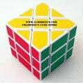Yj Fisher Cubo mágico blanco y luminoso de aprendizaje y juguetes educativos Cubo juguetes Speeding Cubo