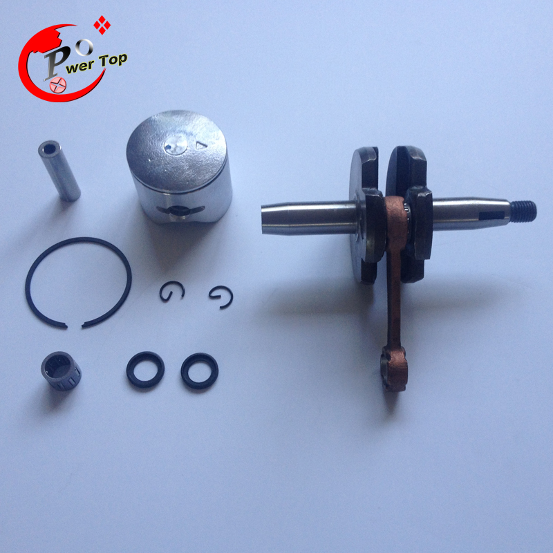 34mm 36mm 26cc 29cc piston set Piston Ring Pin Washer Bearing crankshaft assembly for Gasoline zenoah engine CY Free Shipping 10pcs clutch 8000rpm for baja 23cc 26cc 29cc 30 5cc free shipping