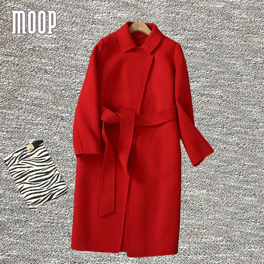 buy designer winter wool coat camel red. Black Bedroom Furniture Sets. Home Design Ideas