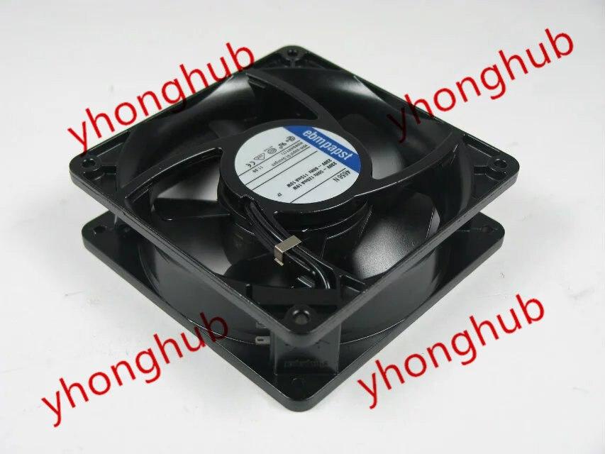 Ebm papst 4656 N AC 230 V 19 W 120x120x38mm ventilateur refroidisseur de serveur