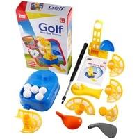 Portable Mini Golf Trainer Golf Automatic Dispenser Training Eye Reaction Ability Golf Training Aids Kick Version Kids Gifts