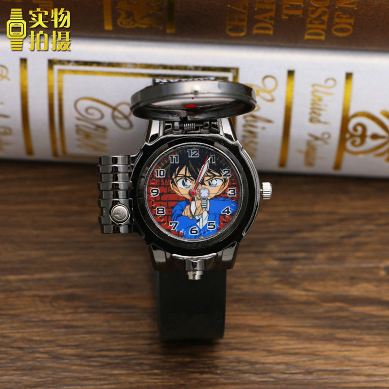 Cartoon Children Watch Reloj De Dibujos Animados Quartz Watch Mesa Dos Desenhos Animados Karikaturuhr Filhos