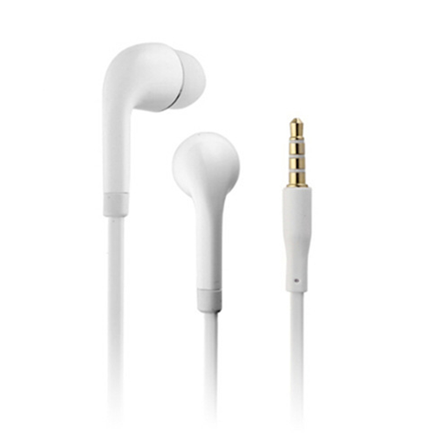 3.5mm In ear Stereo Earphones Music Earphone With Mic For Iphone 8 7 6 plus 5 Xiaomi Huawei 9 Wired Sport Headset