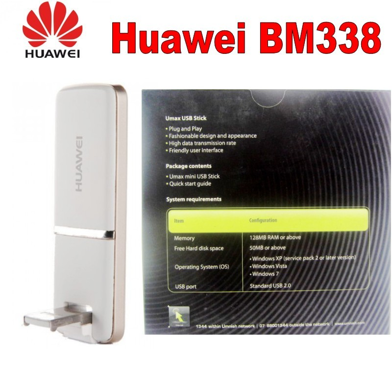 BM338 HUAWEI TREIBER