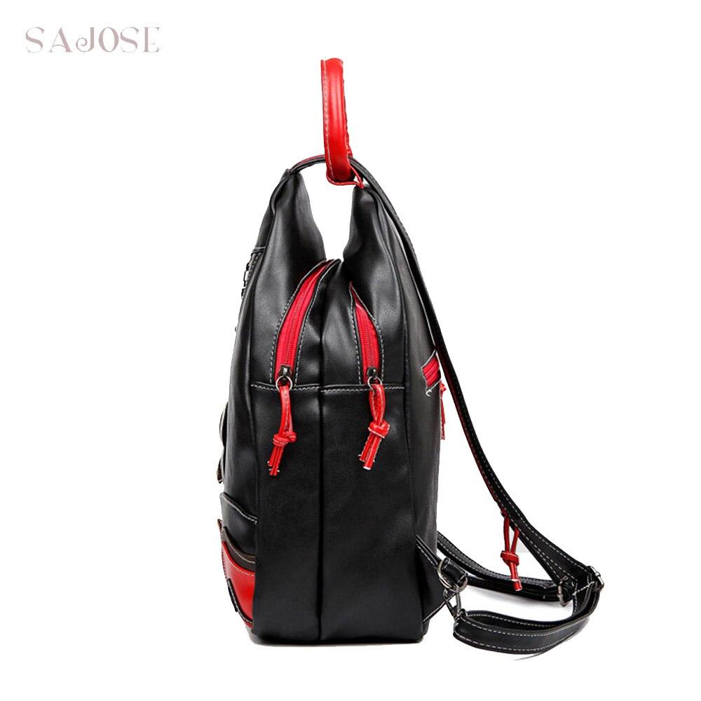 multifunções mochilas de couro para Abacamento / Decoração : Apliques