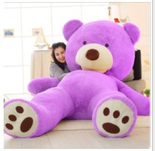 WYZHY Plush toy bear doll plush pillow to send gifts hug bed decoration40CM
