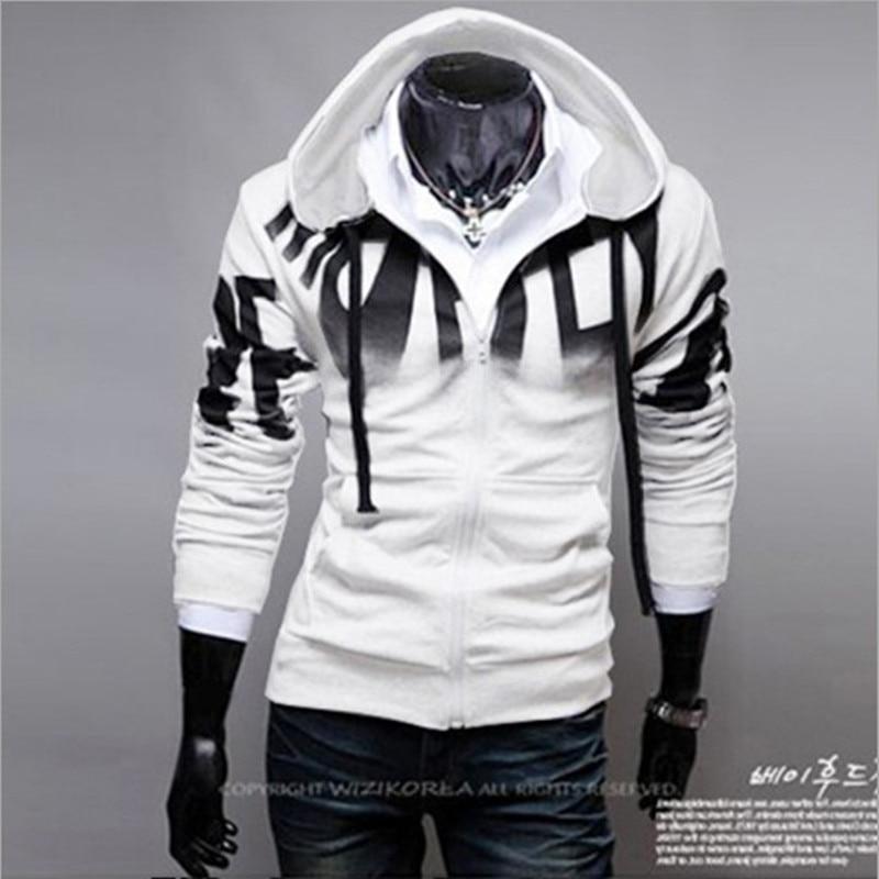 Hoodies & Sweatshirts Brand 2018 Hoodie Winter Thickening Color-blocking Hoodies Men Fashion Tracksuit Male Sweatshirt Hoody Mens Purpose Tour Hoodie