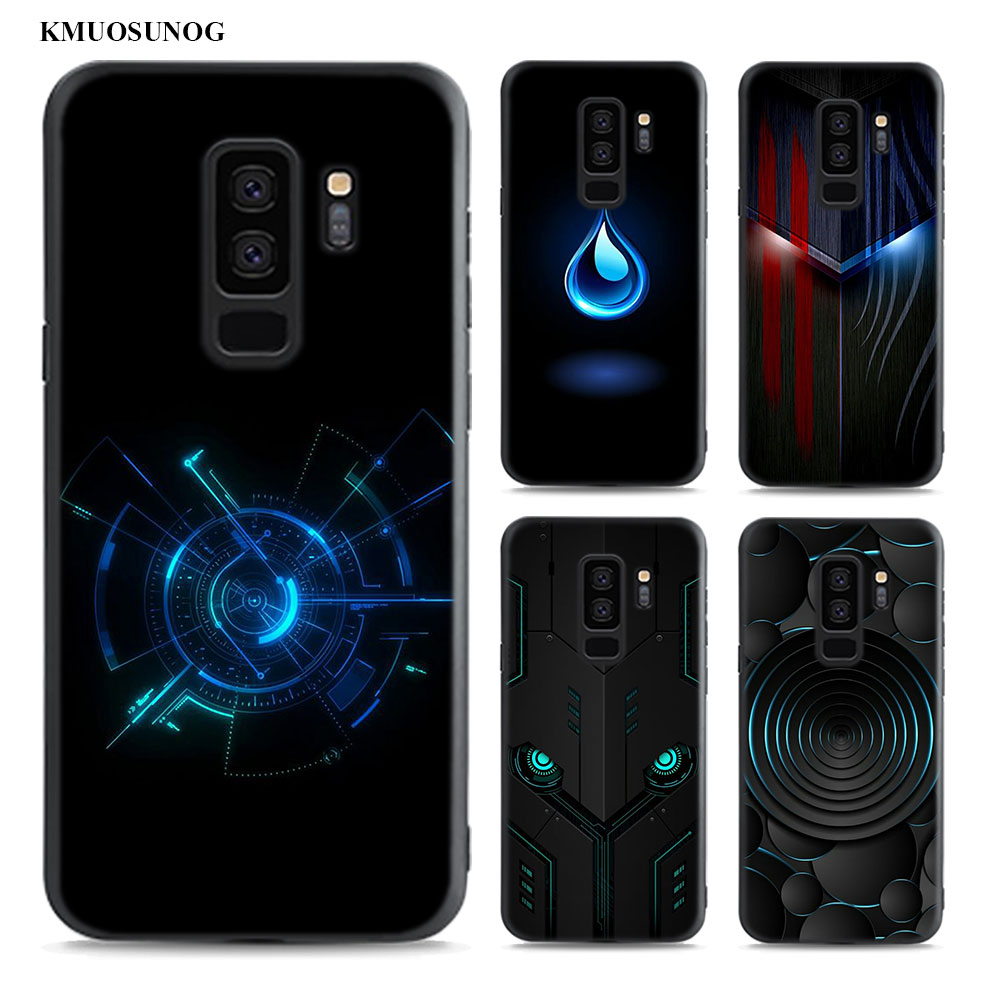Black Soft Silicone Phone Cases what about media for Samsung