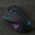 Silent Frosted Ergonomics 2400dpi Adjustment USB 6D Wired Optical Computer Gaming Mouse Mice for Computer PC Laptop for Dota 2