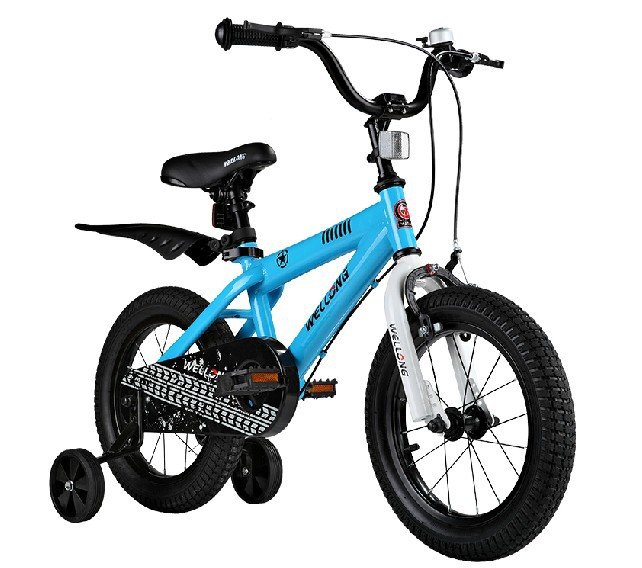 Alta calidad de exportación niños mtb bicicleta doble disco de freno calle bicic
