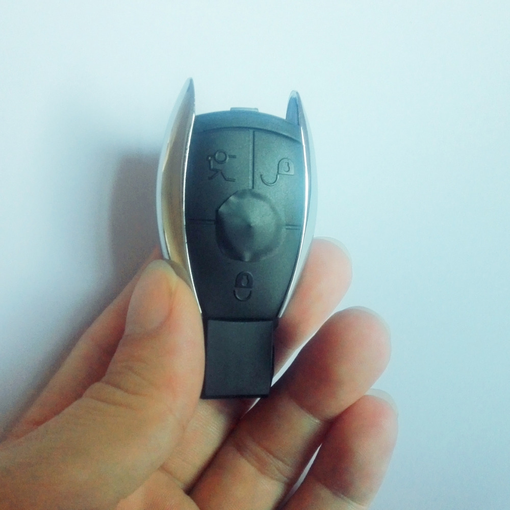 3 Button Replacement For MERCEDES BENZ Remote Discovery Key Shell FOR SL SLK CLK E CLASS 430(China)