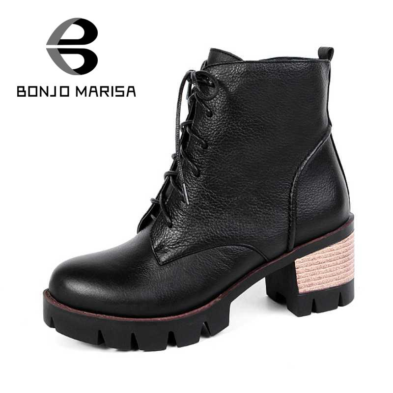 Online Get Cheap Leather Combat Boots Women -Aliexpress.com ...