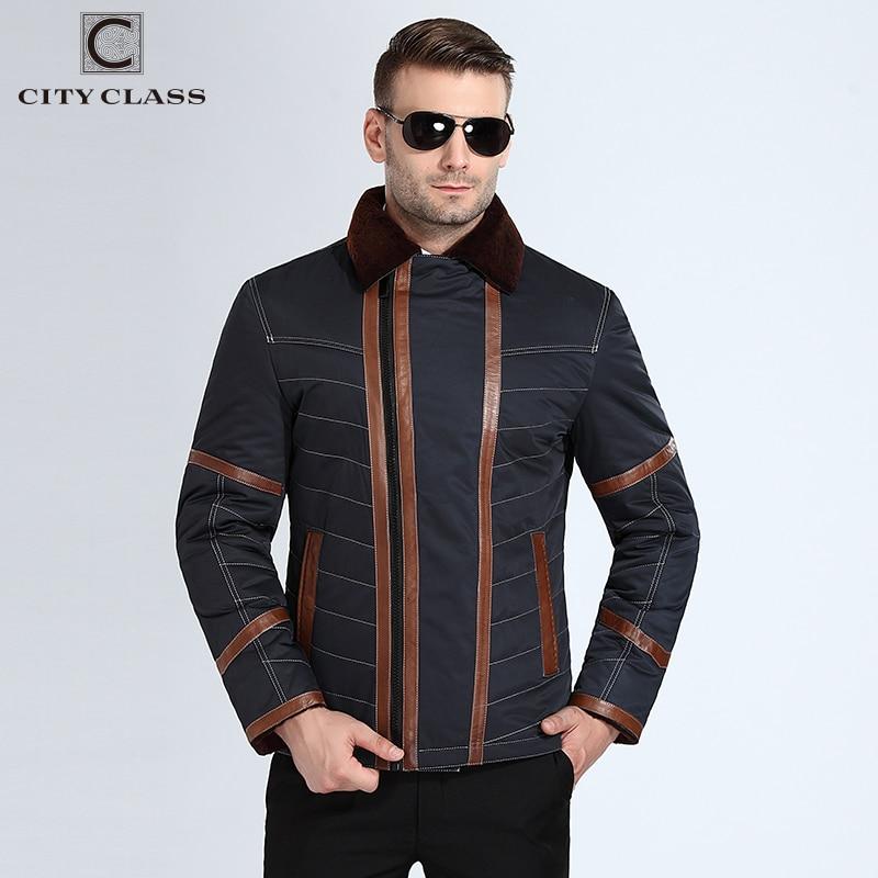 CITY CLASS ახალი სქელი თბილი - კაცის ტანსაცმელი - ფოტო 3
