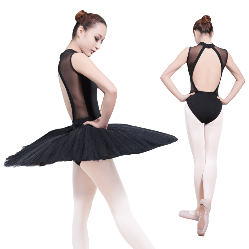 8e1dd3e7725d Sexy Lace Sleeveless Turtleneck Backless Gymnastics Bodysuit Women ...