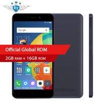 Global Version Xiaomi Mi Redmi 4A 2GB ROM 16GB 5 0 Inch Snapdragon 425 Quad Core