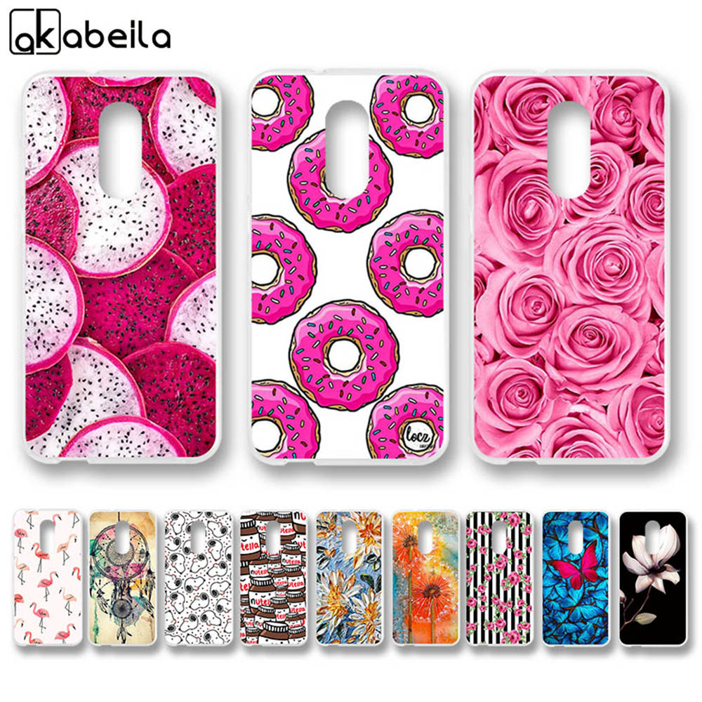 premium selection 1b501 aa0db US $1.22 23% OFF|Aliexpress.com : Buy AKABEILA Case For Alcatel A3 Plus  Cases Silicone Flexible Nutella Flamingo Cover For Alcatel A3 Plus 5011A ...