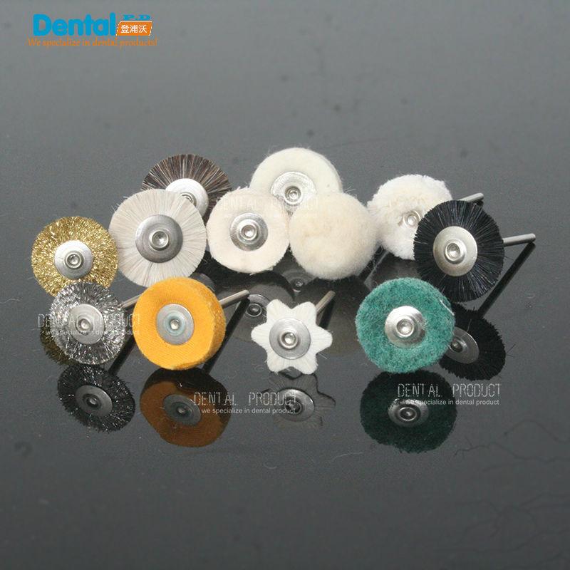 20pcs Dental Lab Brush Polishing pulidora de rueda para herramientas - Higiene oral - foto 5