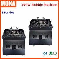 2 Pcs/Lot Soap Making Machine Wheeled Big Bubble Machine Wedding/ Concert/Party Stage Effect Equipment