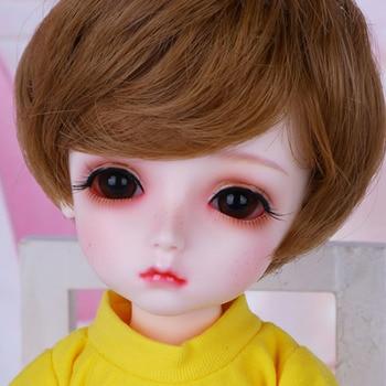 Full Set New Arrival 1/6 BJD Doll BJD/SD Fashion Style Cute Potato Doll For Baby Girl Birthday Gift