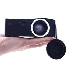 Дешевые мини-проектор для домашнего кинотеатра Театр Кино/видео балка 1080 P HD мультимедийный светодиодный проектор HDMI AV USB