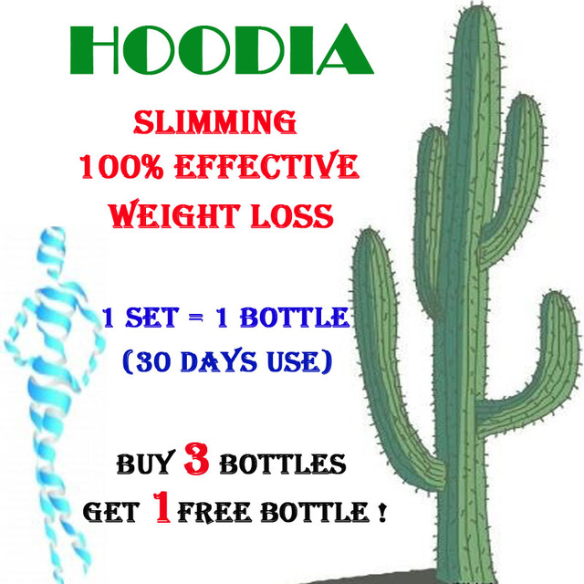 Nature Hoodia Cactus Extracts burn fat appetite control gordonii extracts diet  1 months use weight loss 100% effective slimming
