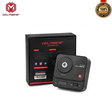 Original Coil Master 521 Mini Tab for Ohm Meter Coil Rebuilding Tank Core Burning VS CoilMaster 521 Tab Plus Powered By 18650(China)