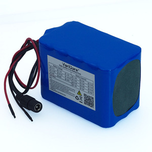 Image 2 - VariCore 100% New Protection Large capacity 12 V 10Ah 18650 lithium Rechargeable battery pack 12v 10000 mAh capacity with BMS