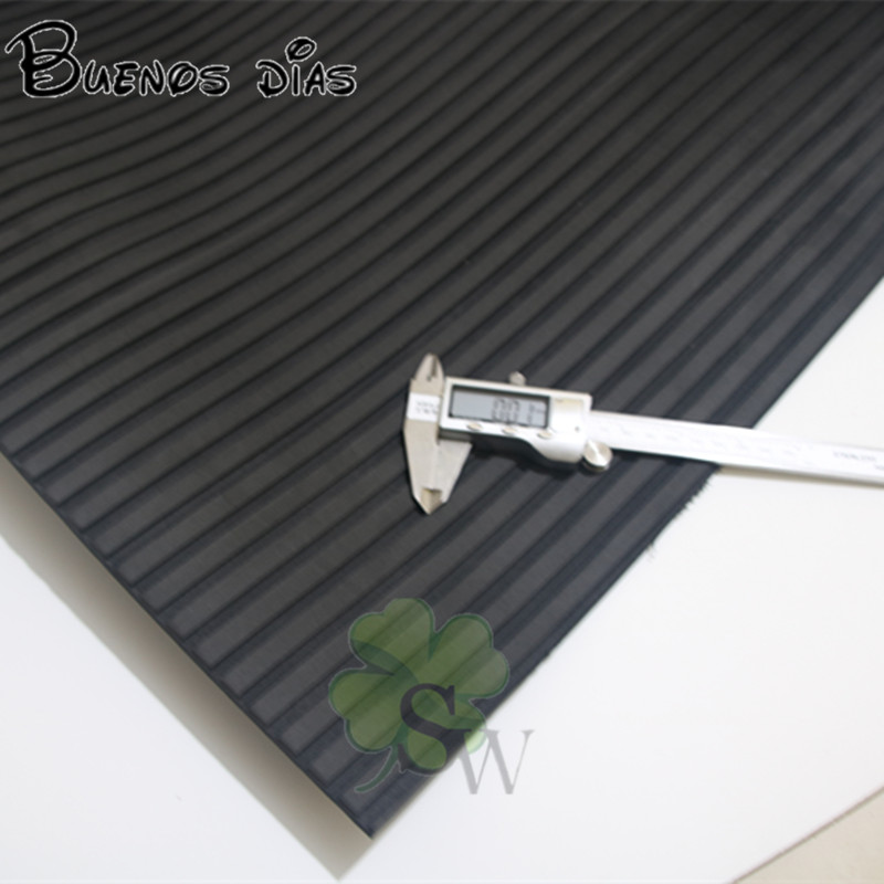 black color Surfboard motorcycle antiskid mat Eva foam sheets Craft sheets Easy to cut with 3M