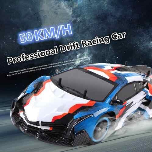 Rcカー 4WDドリフトレーシングカー選手権 2.4 グラムオフロードラジオリモートコントロール車両電子趣味のおもちゃ
