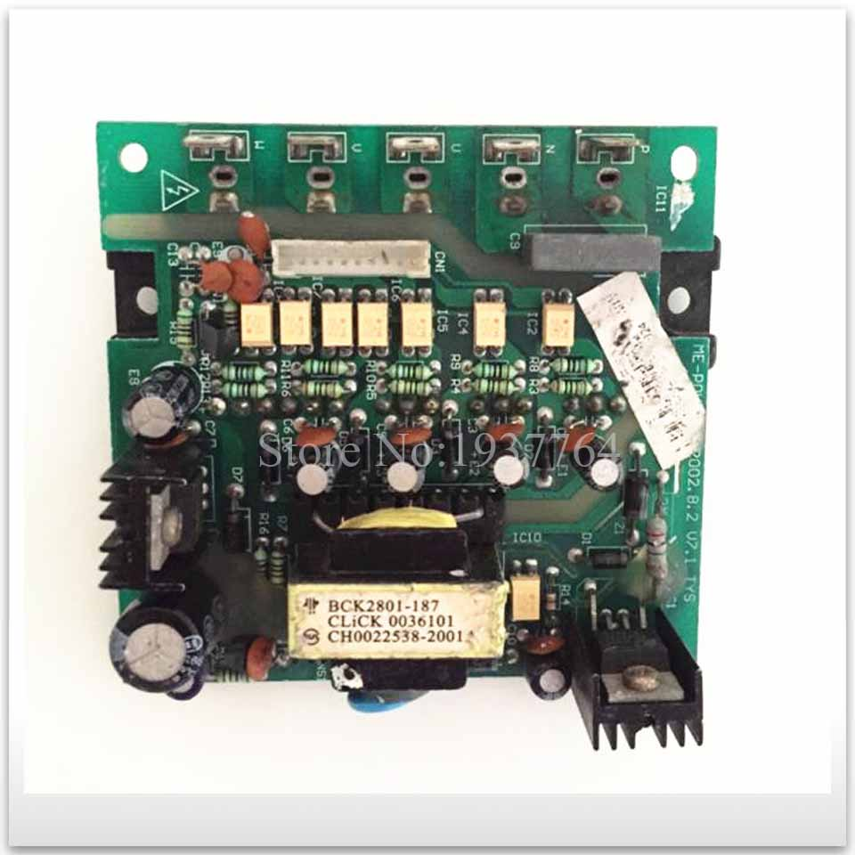 for Air conditioning computer board outdoor inverter circuit board module ME-POWER-1 second-hand board good working for air conditioning board frequency module board me power 50a me power 50a ir341