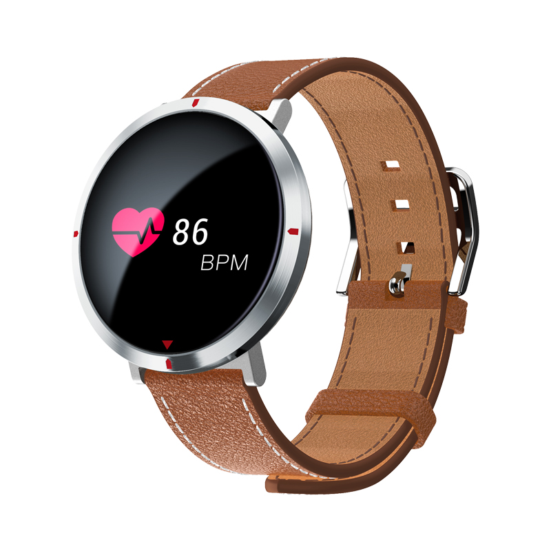Goral S2 Pro Smart Watch Men IP67 Waterproof Heart Rate Sleep Monitor Message Reminder Fashion Business Smartwatch in Smart Watches from Consumer Electronics
