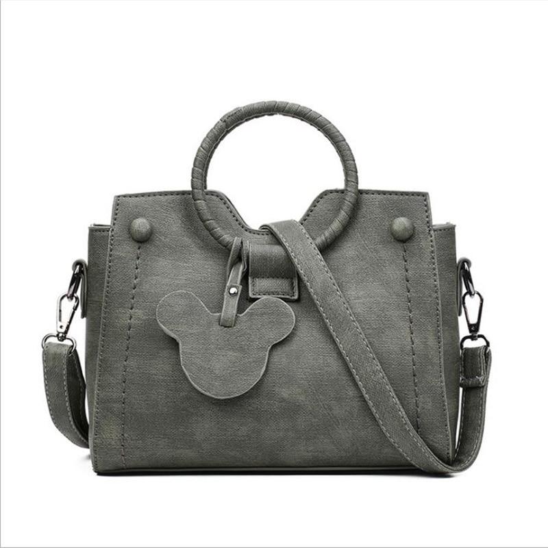 bolsas de couro para mulheres Exterior : Nenhum