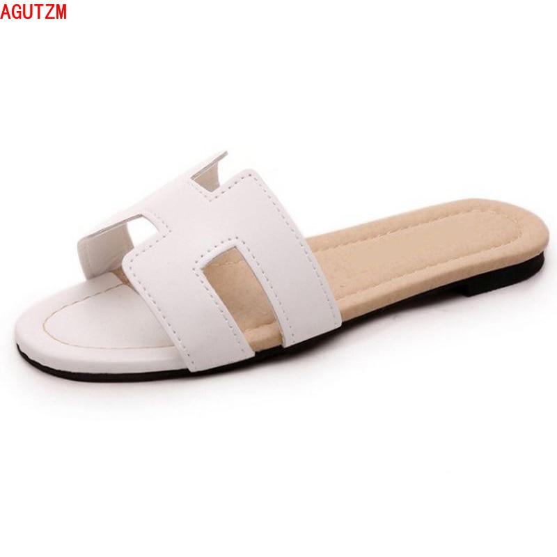 AGUTZM  Lady Flat Sandals Brand Quality Female Shoes Women Gladiator Sandals Shoes Flip Flops Ladies Footwear  SandaliasAGUTZM  Lady Flat Sandals Brand Quality Female Shoes Women Gladiator Sandals Shoes Flip Flops Ladies Footwear  Sandalias