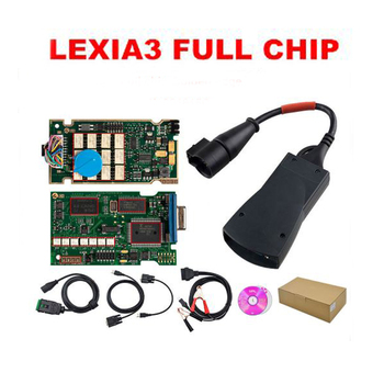 Best Lexia 3 Full Chip Lexia3 V48/V25 Newest Diagbox V7.83 PP2000 Lexia-3 Firmware 921815C for car Diagnostic Tool.